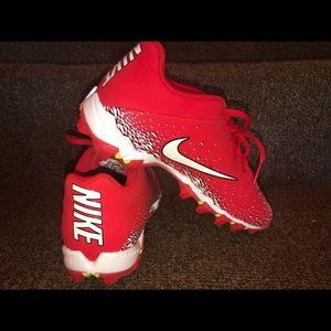 CUTE! Nike cleets (women's 7 1/2)